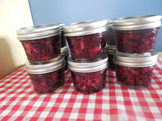 Sweet Little Jars of Jam